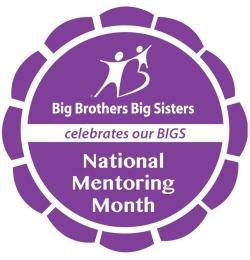 National Mentoring Month Badge